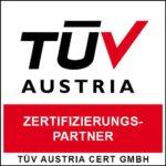 TÜV AUSTRIA CERT GMBH_Zertifizierungspartner