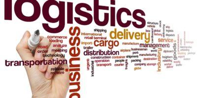 42511794 - logistics word cloud concept