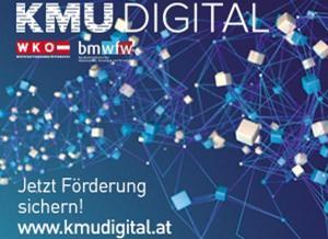 KMU Digital Förderung - X SIEBEN