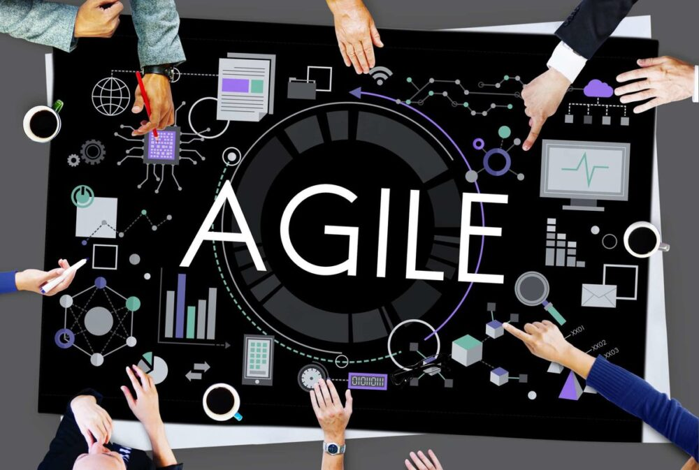 Agiles Projektmanagement für dynamische Projekte