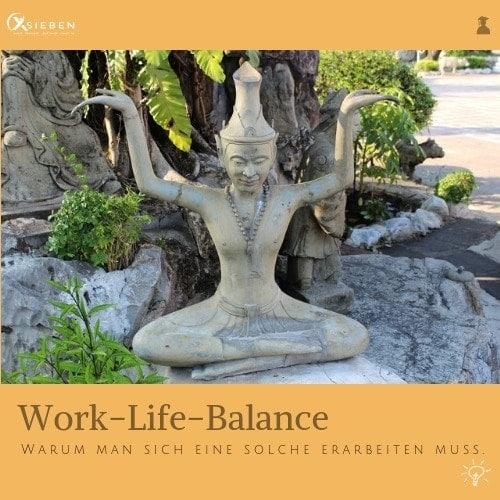 Work-Life-Balance erarbeiten - X SIEBEN