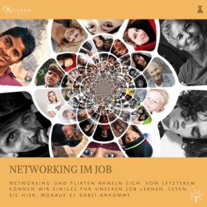 Networking und Flirten - X SIEBEN