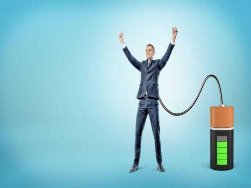 Energiemanagement für Manager und Führungskräfte